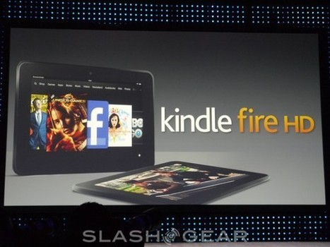 Kindle Fire HD line will allow users to opt out of 'Special Offers' - SlashGear | New Amazon Gadgets | Scoop.it