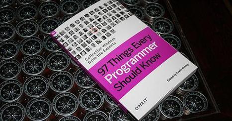 97 cosas que todo programador debería saber | tecnología industrial | Scoop.it