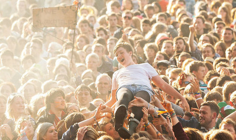 Millennials love brands that sponsor music festivals, study shows | NME.COM | Radio 2.0 (En & Fr) | Scoop.it