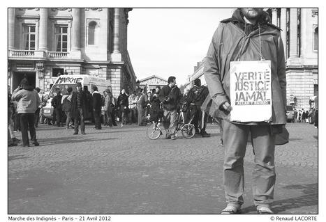 #21A Vérité et justice   #marchedesbanlieues -> #occupynnocents   Scoop.it
