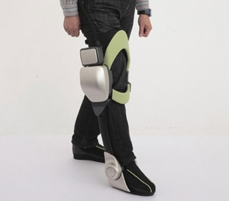 Toyota medical robots give the ill a leg up - SlashGear | Projet TEKPHY | Scoop.it