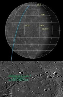 MESSENGER: MErcury Surface, Space ENvironment, GEochemistry, and Ranging | Mineralogy, Geochemistry, Mineral Surfaces & Nanogeoscience | Scoop.it