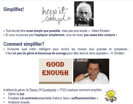Chapitre PMI France - Comment sortir des impasses, avec les thinking processes ? | Thinking Processes-fr | Scoop.it