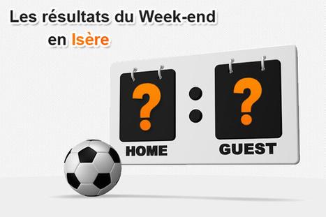 Les résultats du week-end - SAINT-MAURICE L'EXIL se rebiffe, la ... | Roussillon | Scoop.it