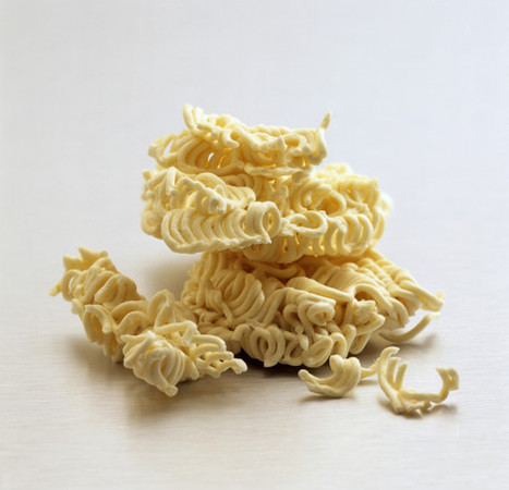 This Man Subsisted On Ramen Noodles Alone For An Entire Month | Troy West's Radio Show Prep | Scoop.it