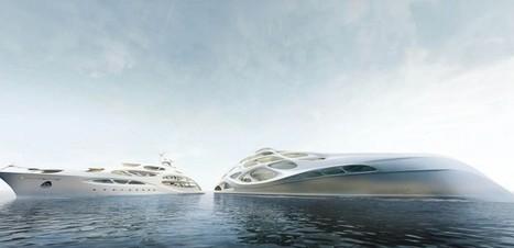 Arriva 'Jazz', l'archistar disegna anche gli yacht | Manutenzione Navi Yacht e Barche | Scoop.it