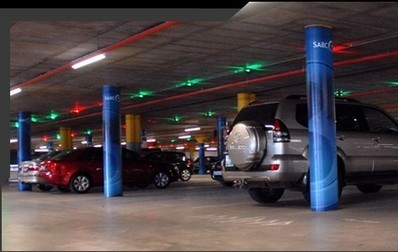 Stop Hunting for Parking Space with Parking Guidance System | VMS Master | Scoop.it