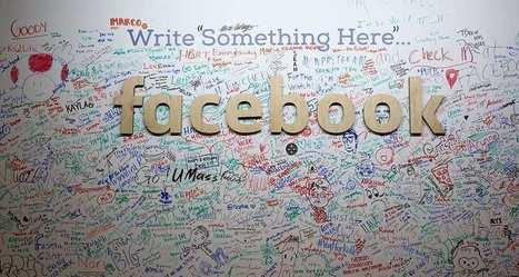 Comment Facebook bouleverse l'économie de la presse américaine | Les Echos | Culture numérique | Scoop.it