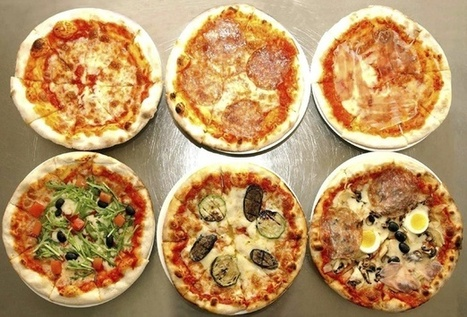 New Report: Americans Love Pizza | Local Food Systems | Scoop.it