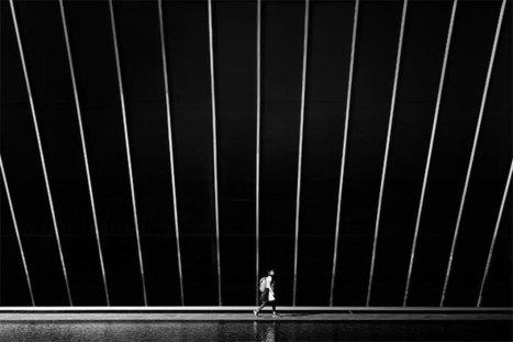 Minimalist B&W photography by Moisés Rodríguez | Urban Decay Photography | Scoop.it