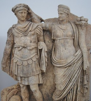 The empress and her relationship to the Roman army - History of the ... | Ancient World | Scoop.it