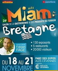 MIAM, Salon de la gastronomie et des produits du terroir à Alès en Cévennes - Sud de France | Sud-France-Immobilier Infos | Scoop.it