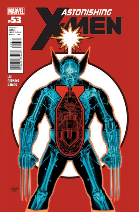 Comic Book Review: 'Astonishing X-Men' #53 - Science Fiction | Ladies Making Comics | Scoop.it
