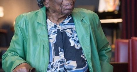 Dancing 106-year-old describes the day she charmed the Obamas: 'I can die smiling now' | how does one go from 0 to 100 in an instant? | Scoop.it