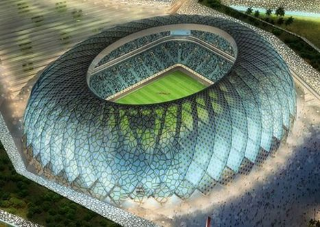 Design in green: On the green field of the stadium. | Sport Facility Management. 0909457 | Scoop.it