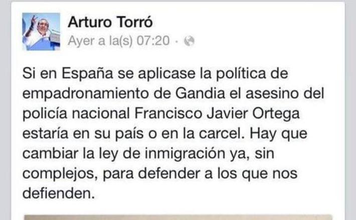 Toni Mejías sur Twitter | Partido Popular, una visión crítica | Scoop.it