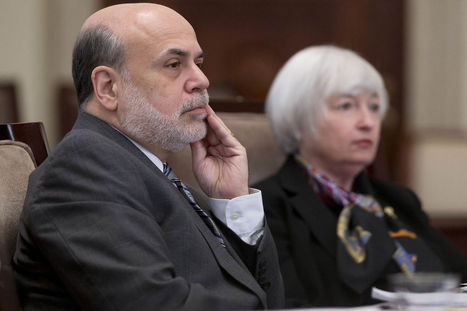 Fed's $4 Trillion in Assets Draw Lawmakers' Scrutiny | EconMatters | Scoop.it