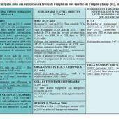 Le maquis des aides aux entreprises désavantage les PME | Aides aux PME innovantes - France | Scoop.it