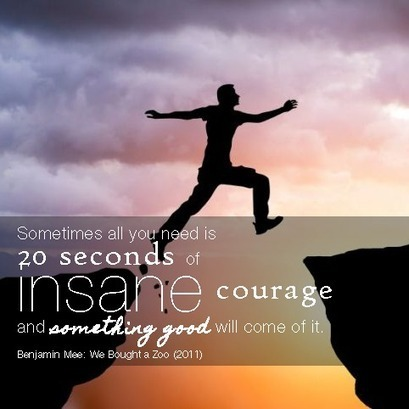 Conquer Your Fear: 12 Motivational Quotes on Courage | Emprendimientos Agiles | Scoop.it