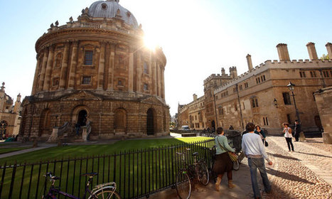 Oxford University accused of bias against ethnic minority applicants | Whiteness & White Privilege | Scoop.it