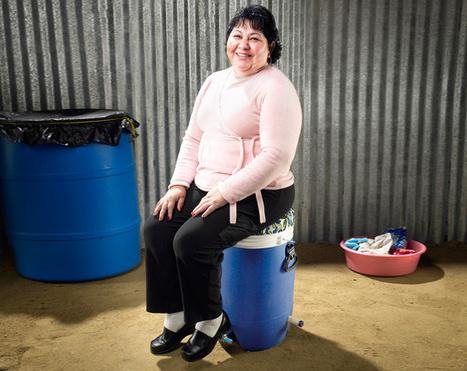 Giradora, la machine à laver à pédale qui change la vie | Ca m'interpelle... | Scoop.it