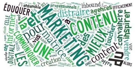 La matrice du marketing de contenu (content marketing) | Webmarketing | Scoop.it