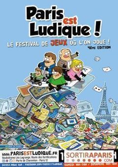 Paris est Ludique 2014, le festival de jeux - Sortiraparis | Héros de la littérature jeunesse | Scoop.it