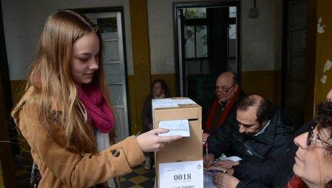 El voto joven debutó en un domingo sereno y de PASO | Elecciones 2013 | Scoop.it