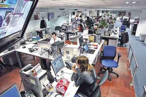 El impacto del periodismo digital en la reorganización de las redacciones | Albertini | | Comunicación en la era digital | Scoop.it