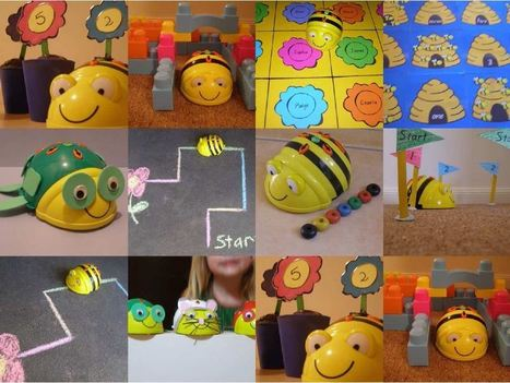 BeeBot to Logo – engaging the primary mathematician! « ICT for Teaching & Learning in Falkirk Primary Schools   ICT and Maths   Scoop.it