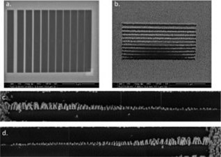 Patterned cathodes offer fine control over nanorod size and position - nanotechweb.org | NanoTechnology Revolution | Scoop.it