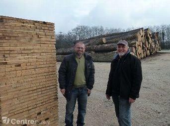 Savoir-faire familial : les Gauthier, des chênes aux tonneaux   Actu de la production forestiere française par François ROUSSELIN   Scoop.it