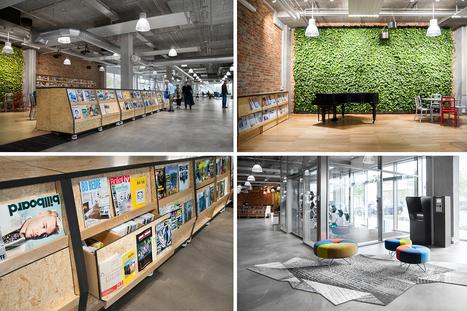 Herning Public Library Denmark | Infocom | Scoop.it