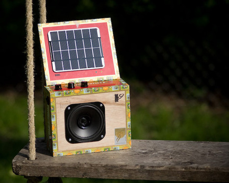 Solar Stella | Crazy But Able | Zrób to sam 2.0 | Scoop.it