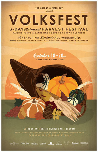 Celebrate the Autumn Harvest at Volksfest - Portland Monthly | It's Time to Travel | Scoop.it