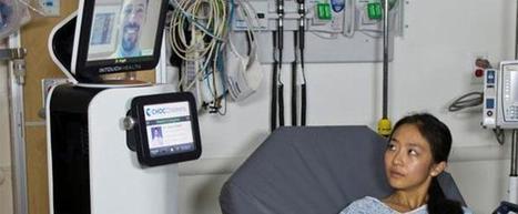 La robotique médicale, le futur de la e-santé ? | esante.gouv.fr, le portail de l'ASIP Santé | GAFAMS, STARTUPS & INNOVATION IN HEALTHCARE by PHARMAGEEK | Scoop.it