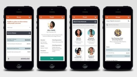 This App Wants You To Borrow Money From Friends, Not Banks | Peer2Politics | Scoop.it