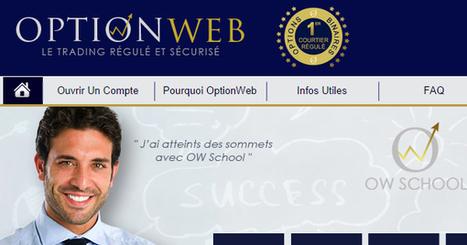 Promotion OptionWeb : 90% de profit en avril !   Bourse   Scoop.it