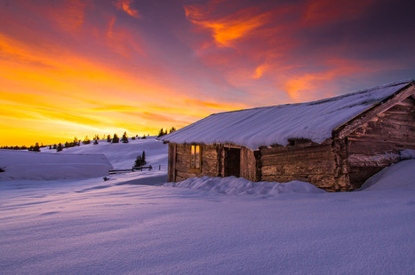 WINTER MORNING by Jørn Allan Pedersen | Reflejos | Scoop.it