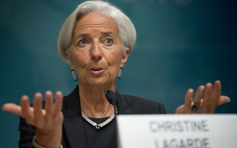 IMF suffers from groupthink on subject of the EU | Democretizing democracy | Scoop.it
