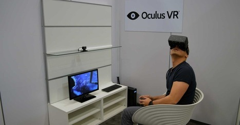 Playtime Is Over: Oculus Rift Lets You Live Video Games | Transmedia, convergent, video | Scoop.it