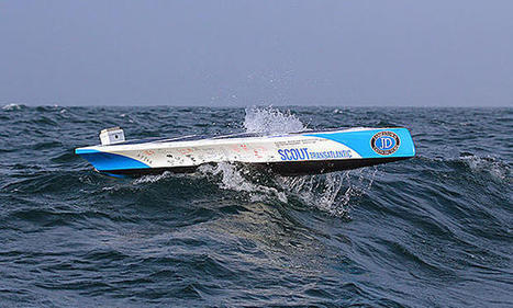 Robotic Boat Hits 1000-Mile Mark in Transatlantic Crossing - IEEE Spectrum | Robolution Capital | Scoop.it