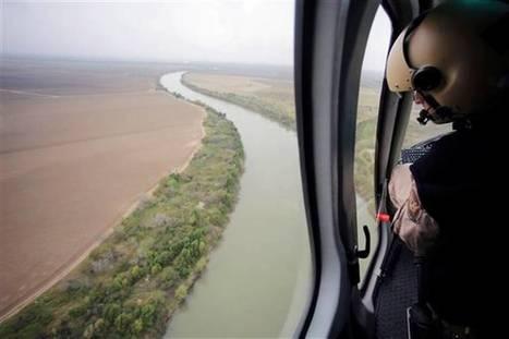 Más inmigrantes se ahogan en el río Bravo, entre EEUU-México | Ni banderas, ni fronteras | Scoop.it