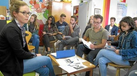Les jeunes font un travail de médiation culturelle   Le lycée agricole de Caulnes   Scoop.it