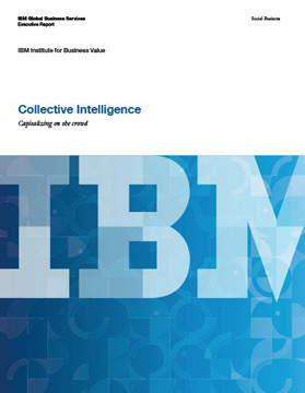 Collective intelligence:  Capitalizing on the crowd | Collective intelligence | Scoop.it