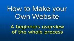 What's the best way to make my own Website? | Offbeat | Scoop.it