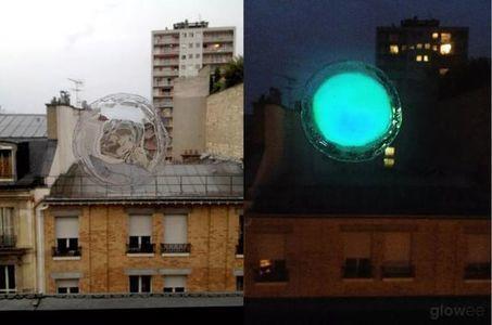 Des bactéries lumineuses pour éclairer la ville du futur | Dans l'actu | Doc' ESTP | Scoop.it