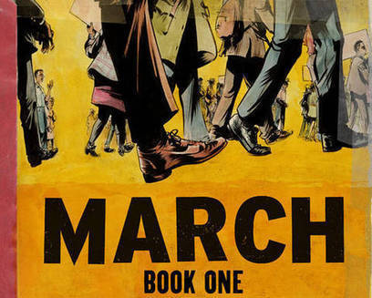 Best-Selling Author and Civil Rights Icon Congressman John Lewis Coming to NY's Midtown Comics' | Entertainment News ALPR | Scoop.it
