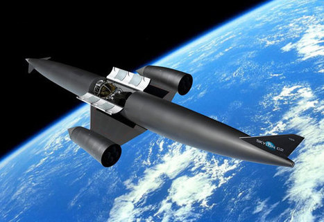 UK Space Agency to Develop World's First Air-Breathing Rocket Engine | SpaceRef Business | The NewSpace Daily | Scoop.it
