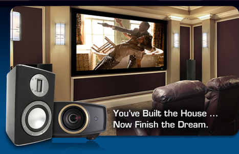 Home Theatre Car, Marine Audio Video Products Accessories Installation 250-478-0150 | Home Theater | Scoop.it